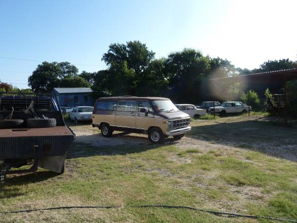 1978 GMC Vandura Camper For Sale in Old Orchard Beach, Maine