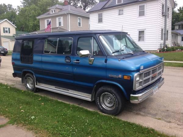 Campers For Sale Near Me >> 1983 GMC Vandura 6.2L V8 Auto For Sale in Cascade, IA
