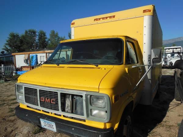 1988 GMC Vandura 3500 V8 Auto For Sale in Hamilton, MT