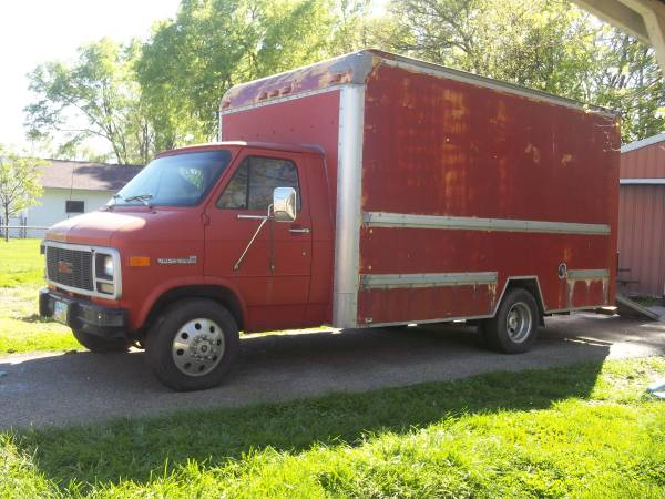 1994 GMC Vandura 3500 V8 Auto For Sale in Middletown, OH
