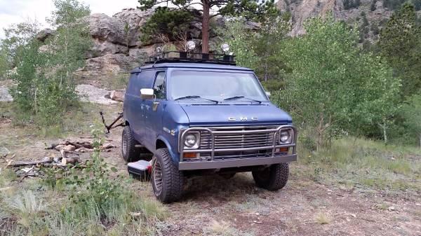 1976 GMC Vandura 3500 400 V8 Auto For Sale In Colorado