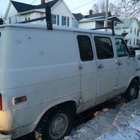 1988 GMC Vandura Custom 1500 Conversion For Sale in Pittsgrove, NJ