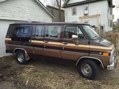 1986 GMC Vandura V8 Auto For Sale in Minneapolis, MN