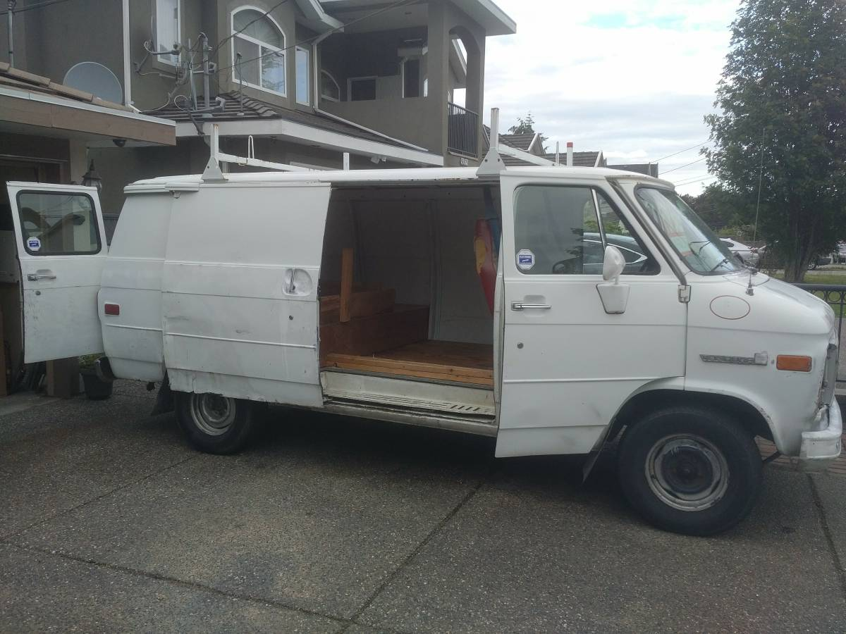 GMC Vandura For Sale In Vancouver