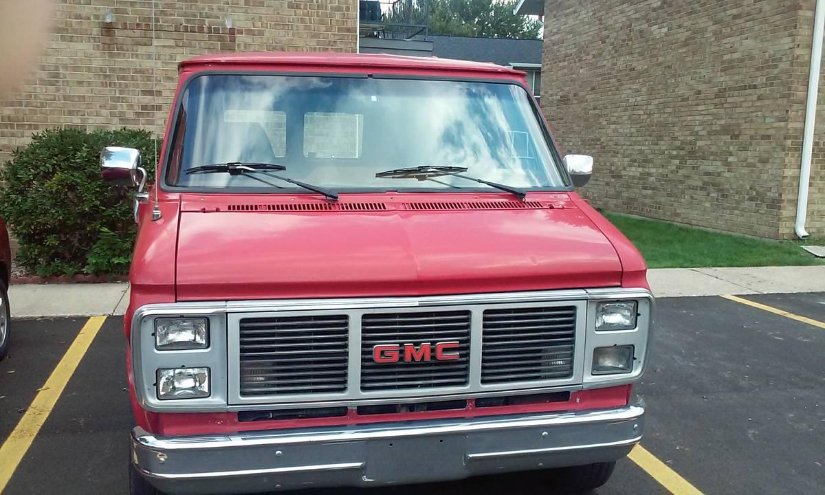 1988 GMC Vandura 2500 V8 Auto For Sale in Kokomo, IN