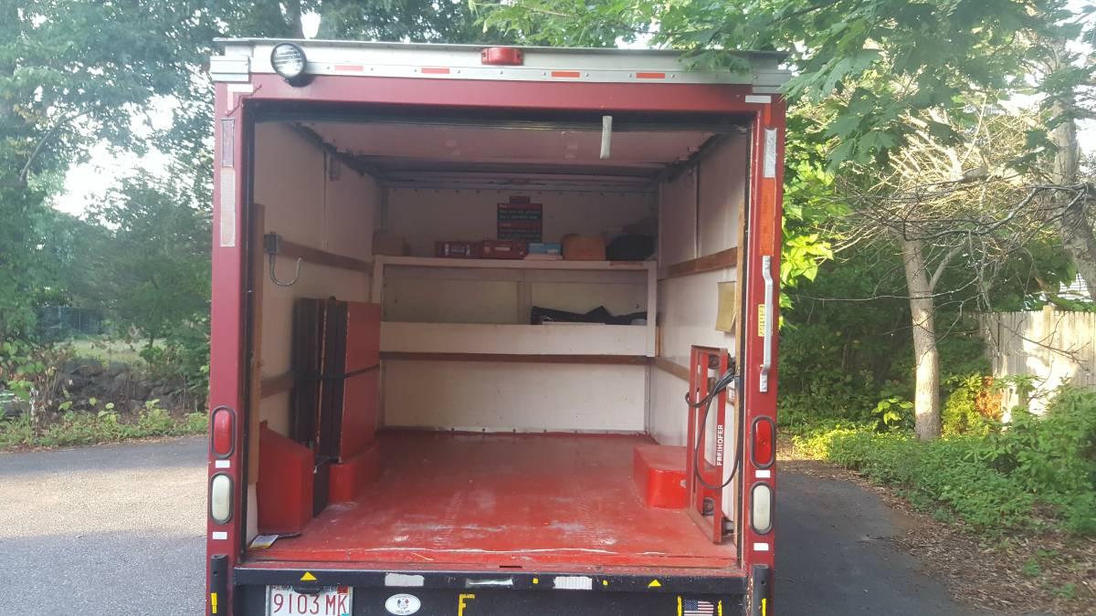 1994 gmc vandura v8 automatic for sale in boston ma