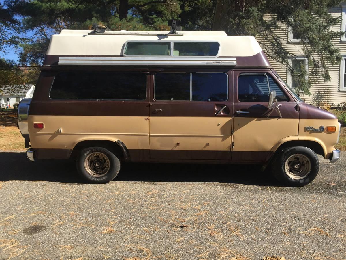 9ce40bd82e 1978 GMC Vandura Camper For Sale in Old Orchard Beach