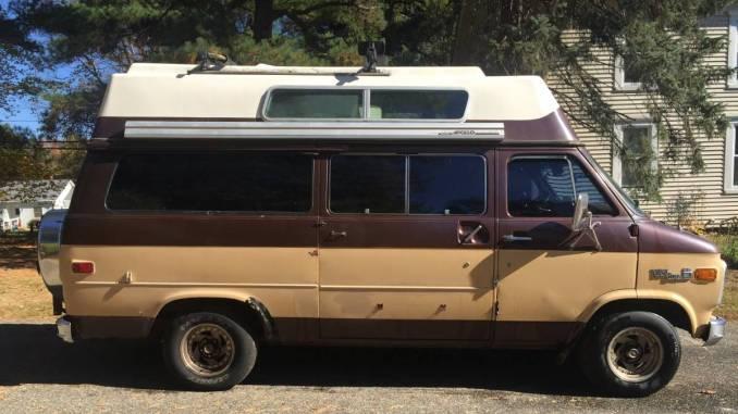 GMC Vandura: (1971- 1996) G-Series Vans