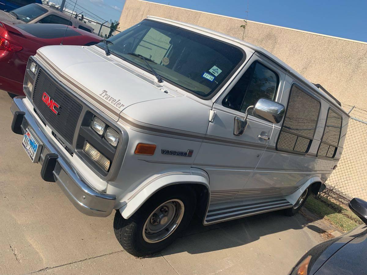 1995 GMC Vandura 2500 Auto For Sale in Dallas, TX