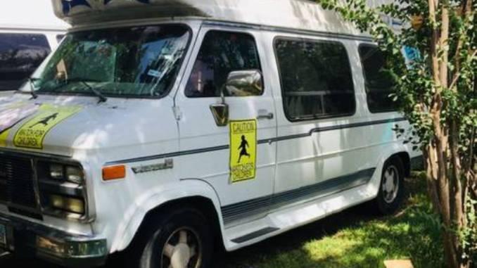 1995 GMC Vandura 2500 Auto For Sale in Irving, TX