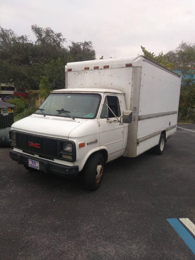 1992 GMC Vandura 3500 V8 Auto For Sale in Cape Coral, FL