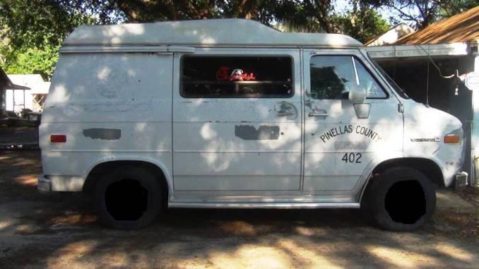 1991 GMC Vandura 1500 4.3 V6 For Sale in Pinellas County, FL