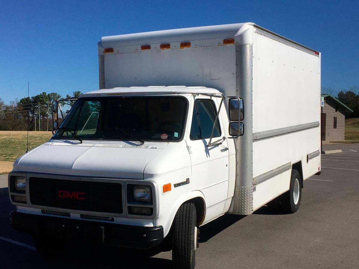 1994 GMC Vandura 3500 Box Truck V8 For Sale in Brentwood, TN